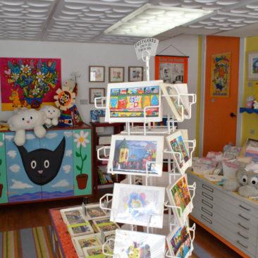 Shop scene 04
